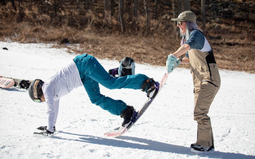 Weekend Snowboard Camps